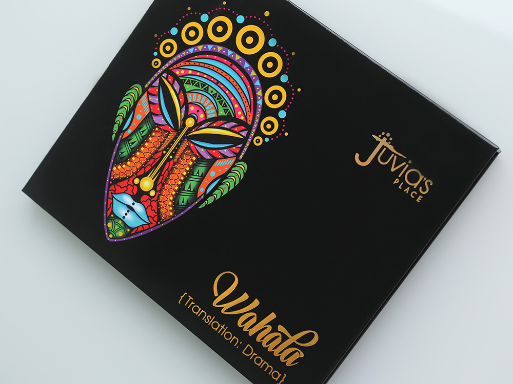 The Wahala Eyeshadow Palette – Juvia's Place