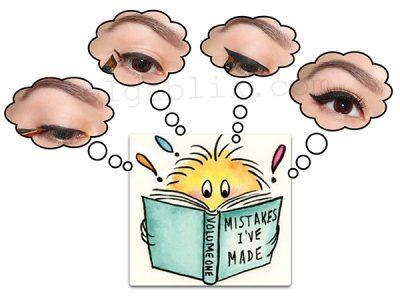 Как рисовать стрелки на глазах: 5 ошибок, которые совершают все!