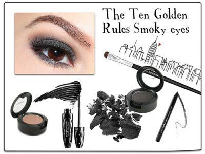 Макияж Smoky Eyes: 10 правил и 10 ошибок!