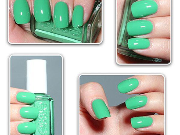 Зеленый лак для ногтей Essie Mojito Madness