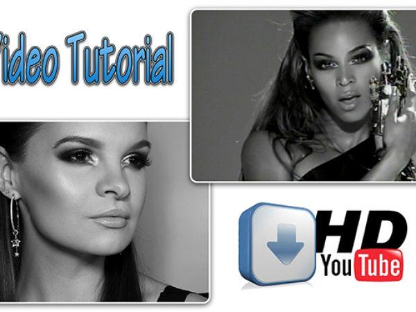 Макияж звезды Бейонсе: Beyonce – Single Ladies (видео-урок)