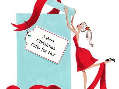 Чего хотят женщины на Новый год: ТОП-5 подарков