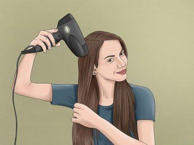 Укладка волос феном за 5 минут пошагово: фотоинструкция
