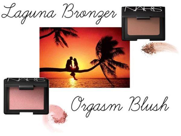 NARS Orgasm Blush и  NARS Laguna Bronzer: отзывы