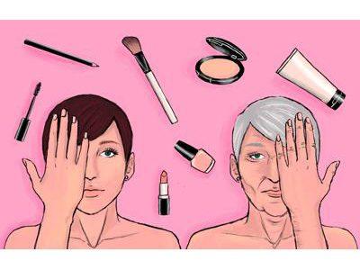 Возрастной макияж на каждый день: выбор косметики