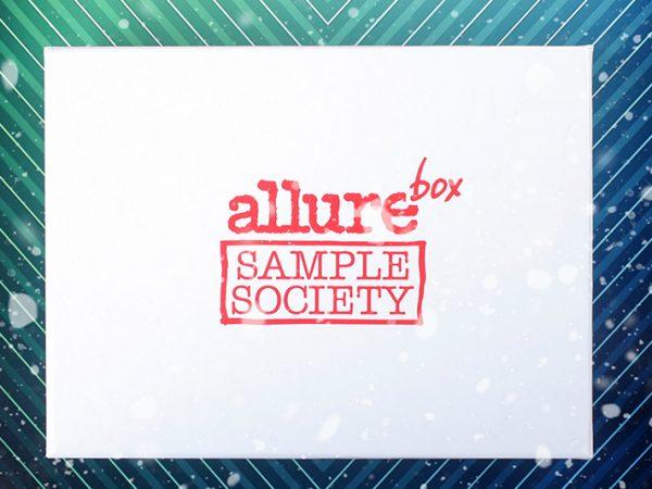 AllureBox #12 Декабрь — отзыв, состав, фото