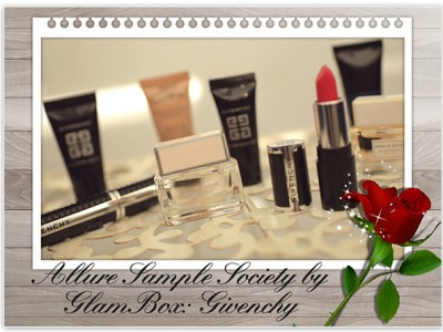 Allure Sample Society by GlamBox Givenchy – отзывы и описание