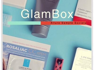 GlamBox Февраль – Март 2015: отзыв и состав