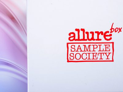 Allurebox #2 Февраль – отзыв, фото, состав продуктов