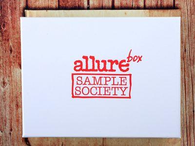 Allurebox #7 Июнь и MOM & BABY Box — отзыв