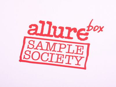 AllureBox – Sample Society: октябрь №10