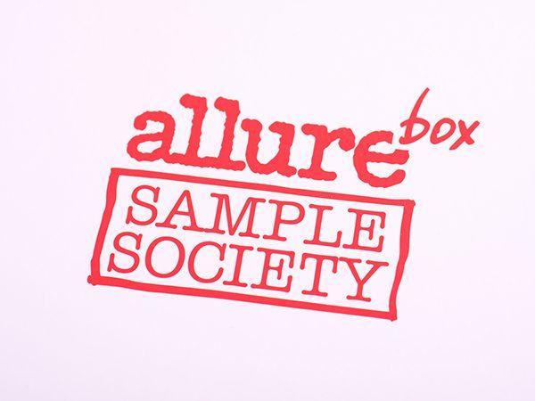 AllureBox – Sample Society: октябрь №10