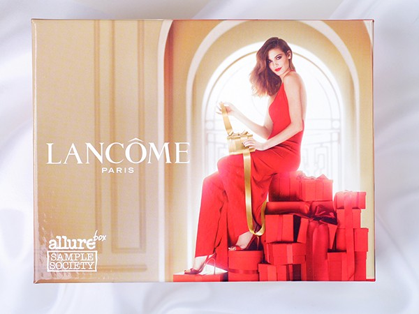AllureBox Sample Society – Lancome Box: отзыв и фото