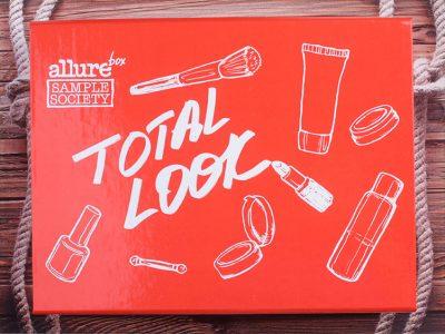 AllureBox Total Look – бьюти-бокс моей мечты!