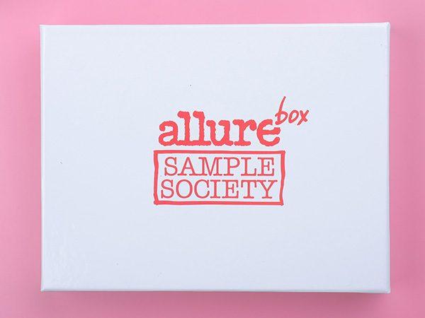 Allurebox – Сентябрь: отзывы и фото