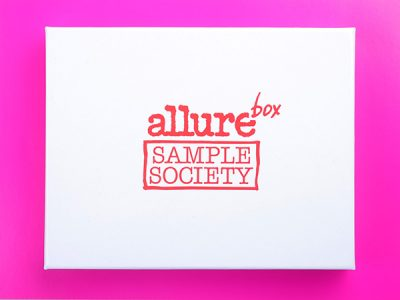 Allurebox: август