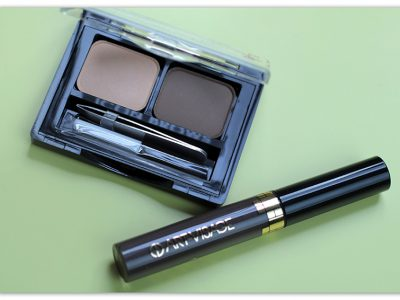 Гель для бровей Art-Visage Fix & Care и тени Icon Brow: отзывы