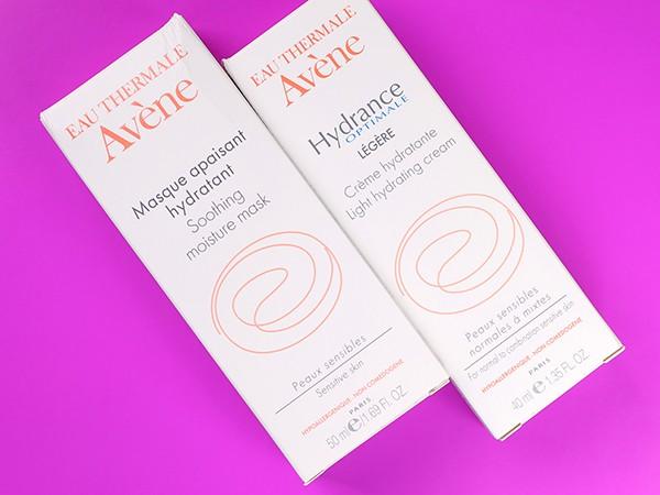 Ухаживающая косметика Avene – отзыв на крем и маску для лица