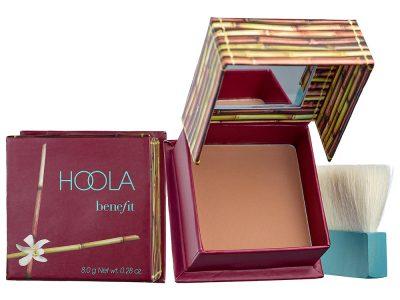 Бронзер Benefit Hoola Bronzer: моя любимая, рыжая девчонка Hoola!)