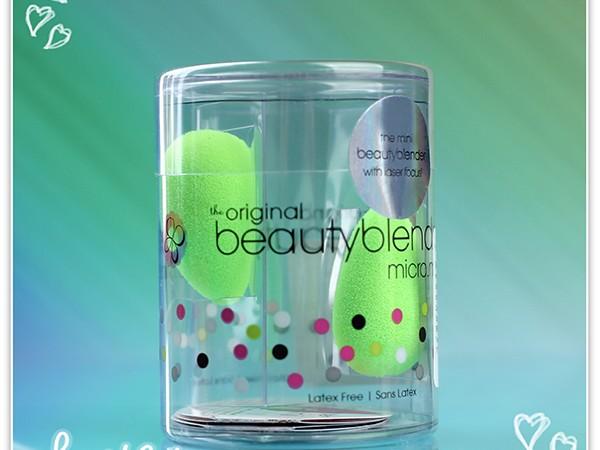 BeautyBlender Micro Mini – отзывы на спонж для макияжа