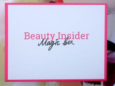 Бьютиинсайдер и их волшебство в коробке N16