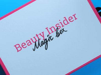 Beauty Insider Magic Box #21 уже не тот…