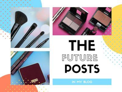 Бьюти-блог: что новенького?