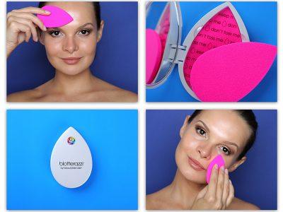 Спонжи для макияжа BeautyBlender Blotterazzi – отзыв и фото