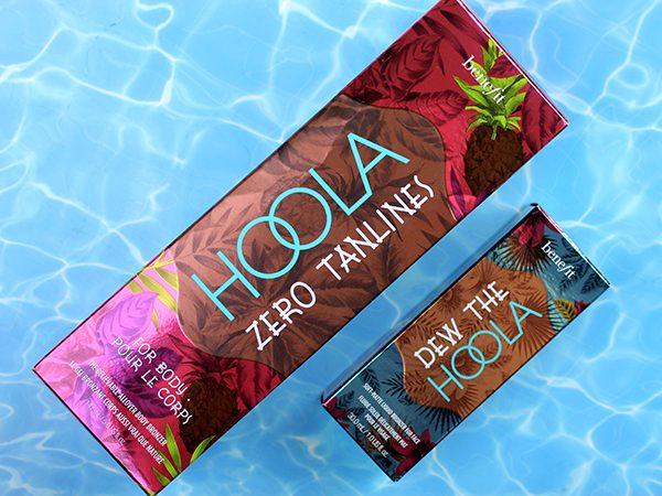 Бронзатор Benefit Hoola Zero Tanlines и Dew The Hoola: отзывы и фото