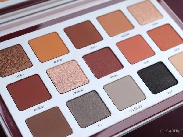 Палетка All Neutral Biba Eyeshadow Palette – Natasha Denona: отзывы