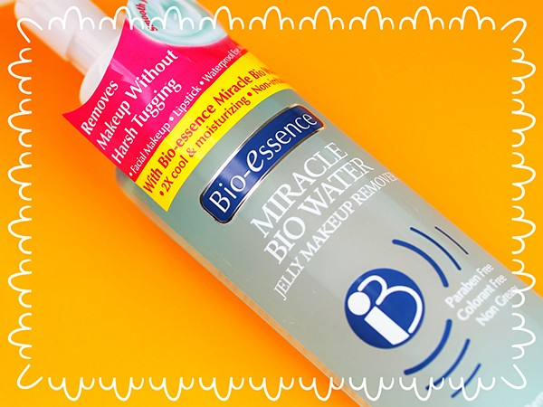 Bio-Essence Miracle Bio-Water Jelly Make Up Remover