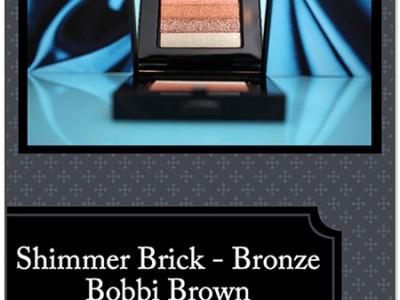 Шиммер Bobbi Brown Shimmer Brick Compact – Bronze– отзывы