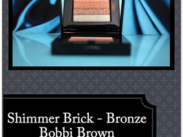 Шиммер Bobbi Brown Bronze Shimmer Brick Shimmerbrick.