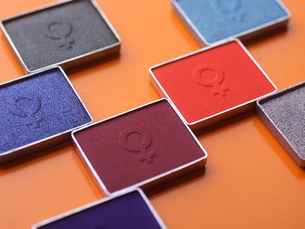 Тени Bronx Colors Single Click Shadow: отзывы, фото, макияж