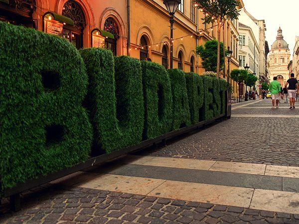 Будапешт: видео-впечатления, проишествия, сумасшедший гид