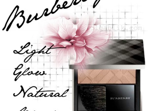 Burberry Light Glow Natural Blush: отзывы на румяна