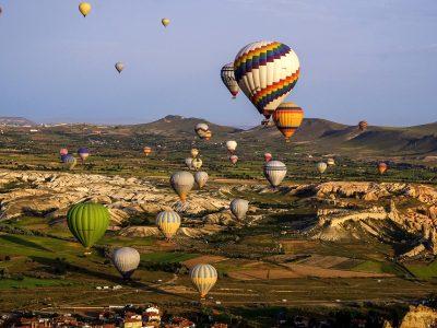 Полет на воздушном шаре в Каппадокии: мой опыт
