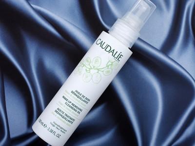 Caudalie: масло для снятия макияжа и эмульсия против пигментных пятен