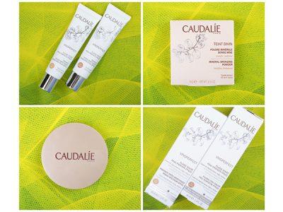 Косметика Caudalie: минеральная пудра и флюид для лица – отзыв