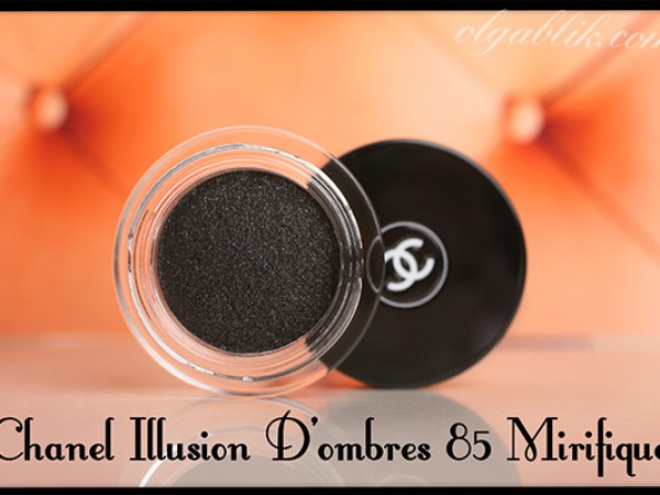 Тени Chanel Illusion D'Ombres 85 Mirifique – отзывы и фото