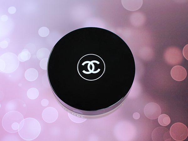 Рассыпчатая пудра Chanel Vitalumiere Loose Powder Foundation – отзыв