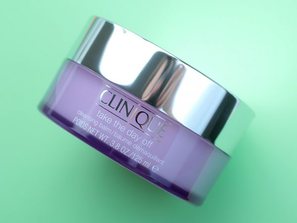 Clinique Take The Day Off Cleansing Balm: бальзам для снятия макияжа