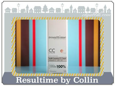 Collin Resultime Multi-Corrective CC Cream – отзывы на СС-крем