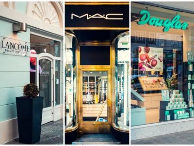 Косметические магазины в Праге: куда пойти и что купить