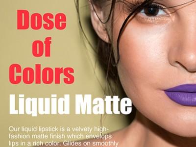 Dose of Colors Liquid Matte Lipstick – отзыв визажиста