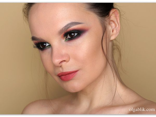 Минеральные тени Dream Minerals: пошаговый макияж