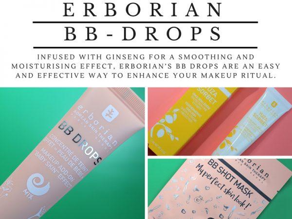 Уход – Erborian: отзывы на капли красоты для лица, крем, маску