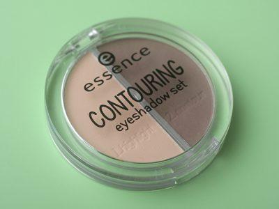 Бюджетный скульптор Essence Contouring Eyeshadow Set 2в1: отзывы