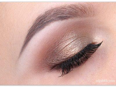 Каким должен быть свадебный макияж глаз – технология выполнения