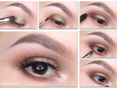 10 фото-схем дневного макияжа: пошаговая инструкция